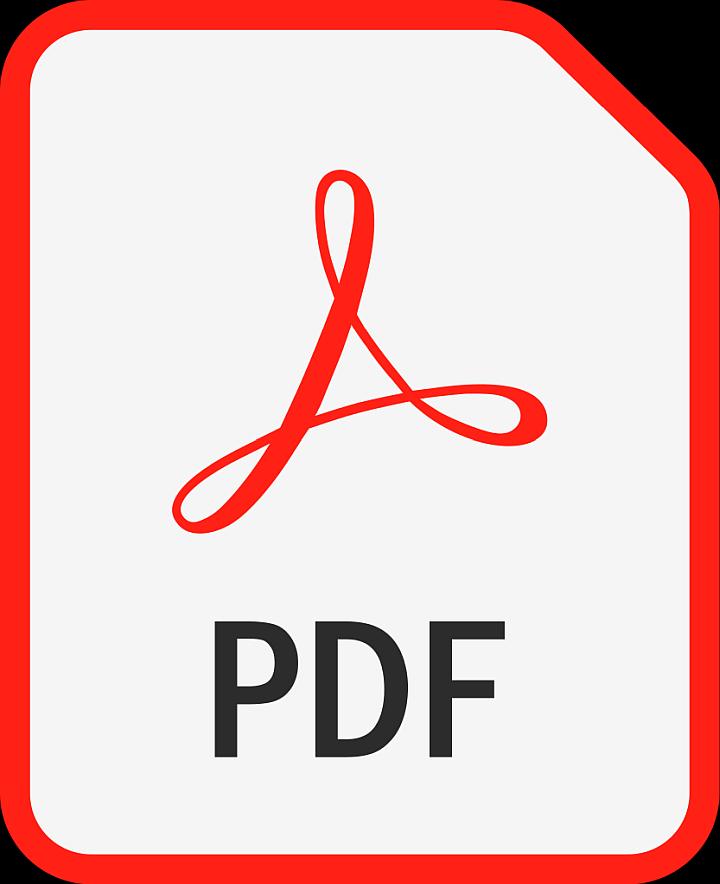 Anexos em PDF